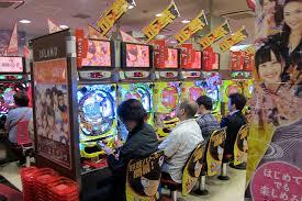 le pachinko est un véritable phénomène au japon