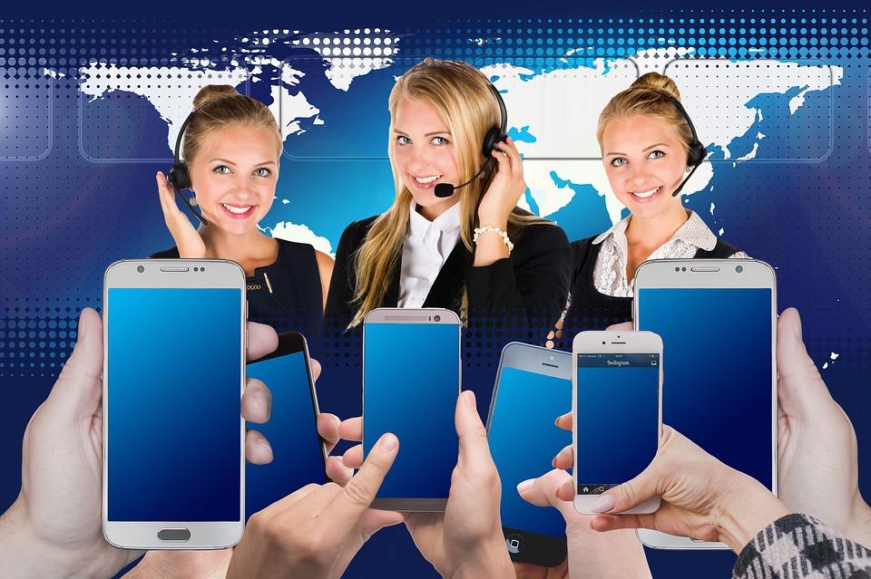 faite appel à un call center offshore