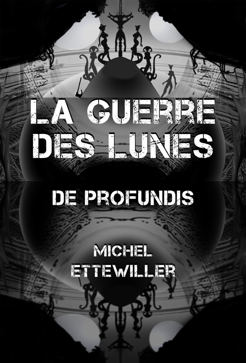 Roman science fiction la guerre des lunes