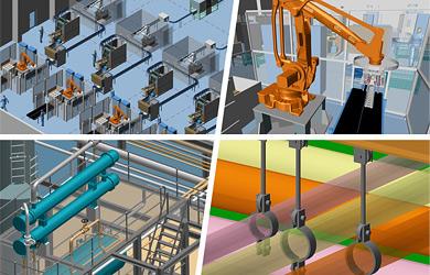 La version 6.3 du logiciel de planification d'usines et d'installations MPDS4 repose sur la rapidité et l'intégration